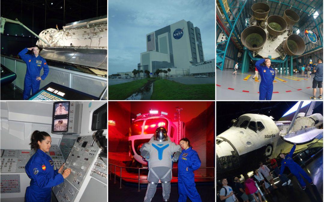 Visita a la NASA en Cabo Cañaveral (USA)