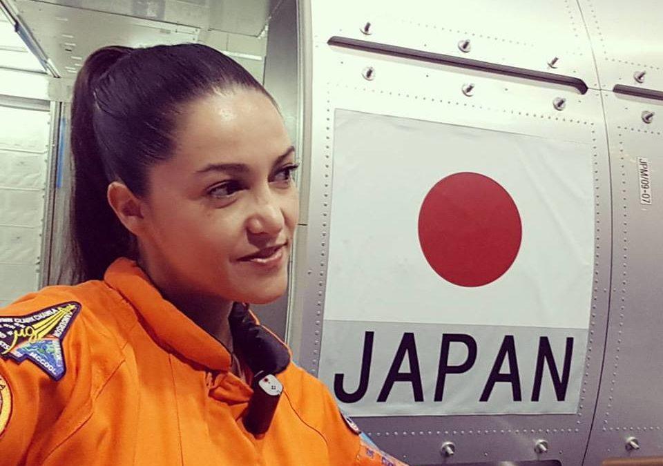 Visita a JAXA, Agencia Japonesa de Exploración Aeroespacial (Japón)