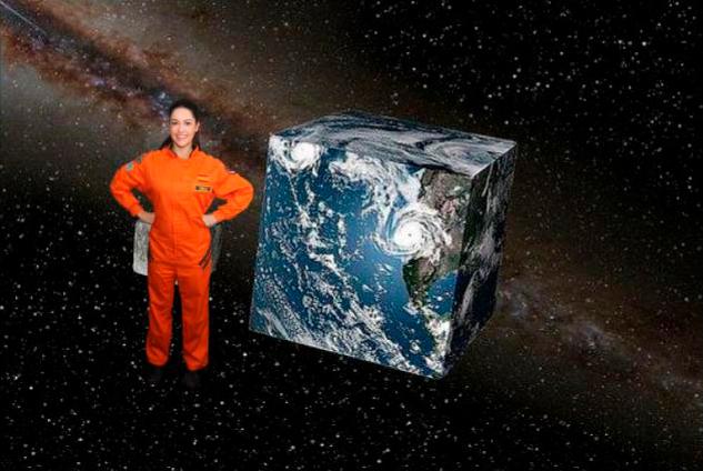 Podcast- ¿Por qué son redondos los planetas?