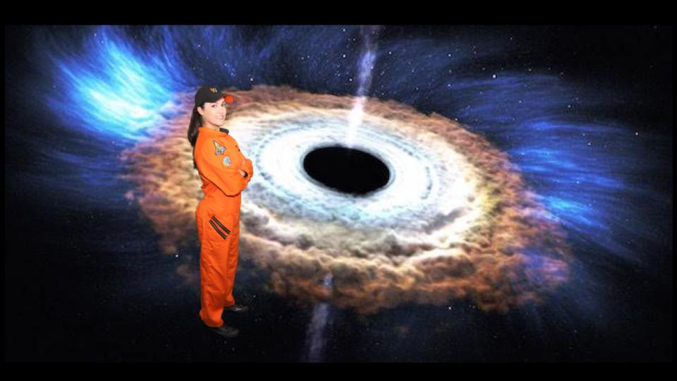 Podcast – ¿Qué son los agujeros negros?