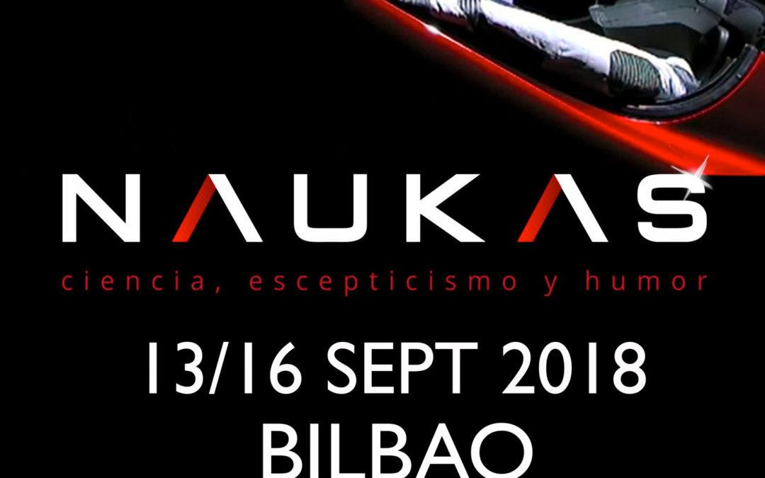 Naukas Bilbao 2018 – Evento de divulgación, ciencia, escepticismo y humor