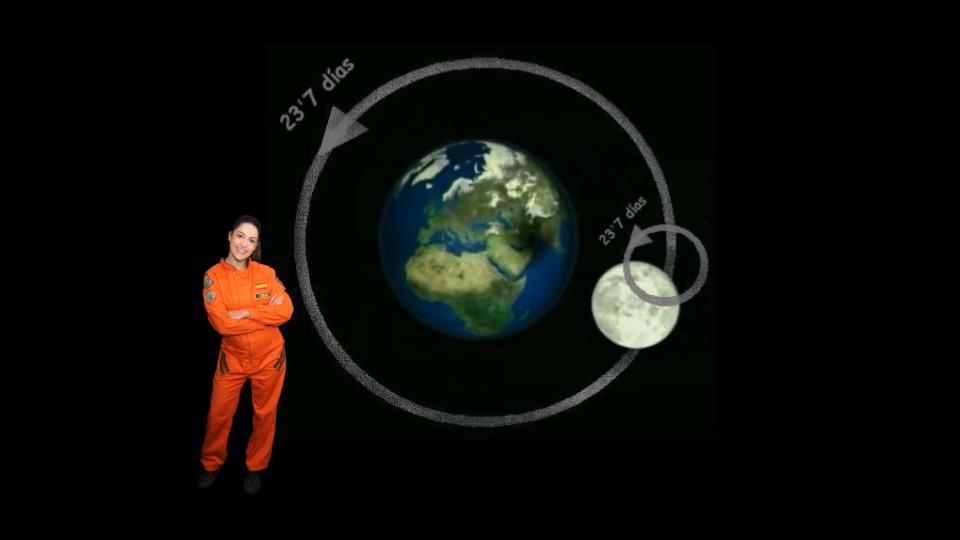 Podcast – ¿Por qué vemos siempre la misma cara de la Luna?
