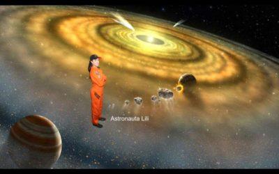 Podcast- ¿Cómo se forman los planetas?