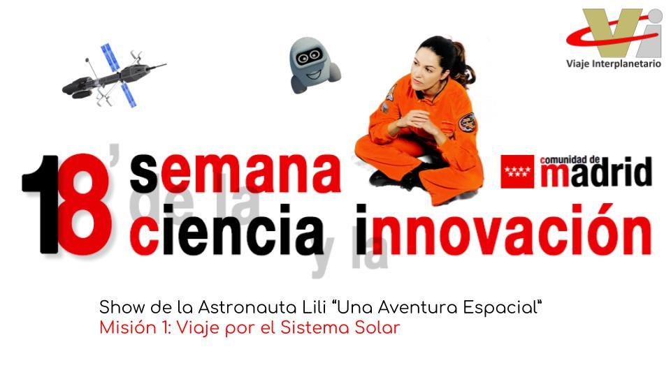 VXIII Semana de la Ciencia y la Innovación de Madrid