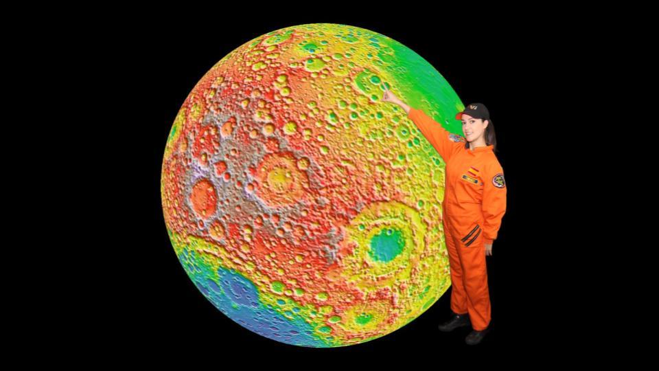 Podcast – ¿Qué es la topografía planetaria?