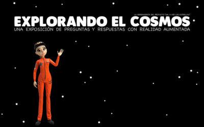Explorando el Cosmos con Realidad Aumentada. Un recurso gratuito para el aula.