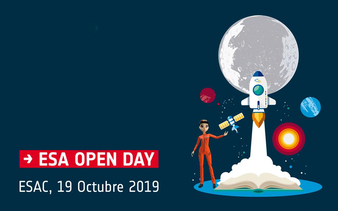 19 de Octubre ESA Open Day en el Centro Europea de Astronomía Espacial (ESAC)