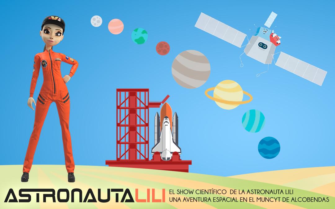 Una Navidad espacial en MUNCYT Alcobendas (Madrid) 28 y 29 de diciembre