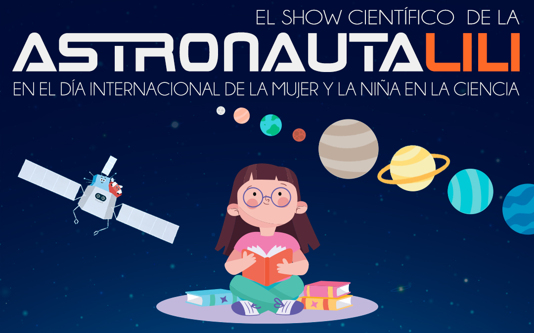 Día de la Mujer y la Niña en la Ciencia (Guadalajara) 11 de febrero