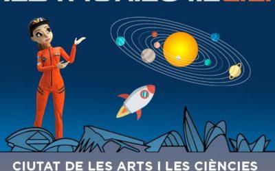 Día Internacional de la Mujer y la Niña en la Ciencia. Ciudad de las Artes y las Ciencias.