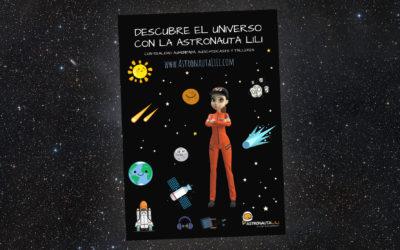 Nuevo Libro interactivo de la Astronauta LiLi