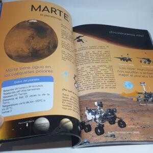 Libro interactivo sobre el Sistema Solar