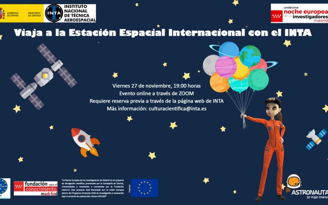La Noche de l@s Investigador@s de Madrid -27 de noviembre 2020