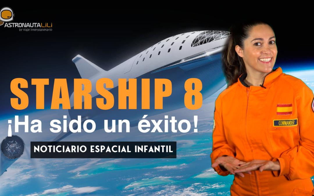 Lanzamiento del Starship SN8. Noticiario Espacial 20/12/2020