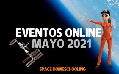 Talleres Online en Mayo – Para toda la familia –