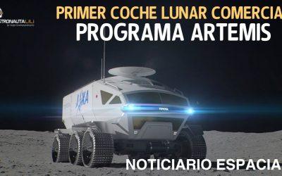 El primer coche lunar comercial | Plataforma de lanzamiento Starship